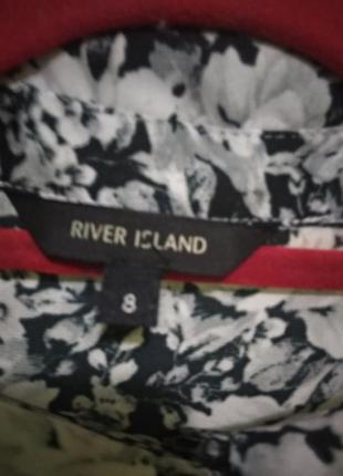 Удлиненная рубашка от river island6 фото