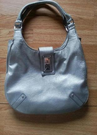 Сіра сумка від oriflame