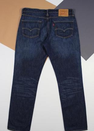 Оригинальные джинсы по слим-фиту от levis