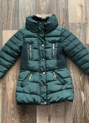 Демисезонная куртка next р.5 леи