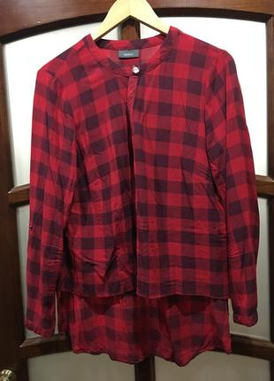 499b5707f Удлиненные рубашки, женские 2019 - купить недорого вещи в интернет ...