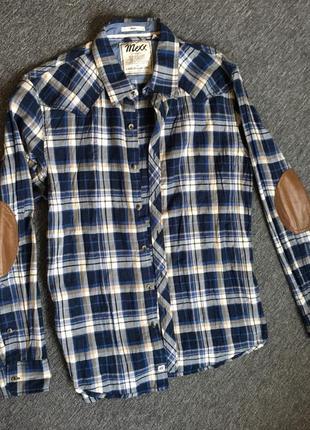Стильная новая мужская рубашка,размер l