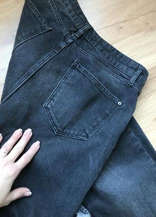 Нові нереальні джинсики  мом 🔥🔥🔥4 фото