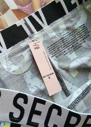 Трусики cheeky/чики victoria's secret виктория сикрет - оригинал5 фото