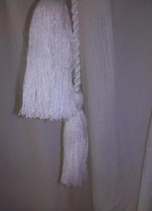 Рубашка свободного кроя  с вышивкой от nutmeg5 фото