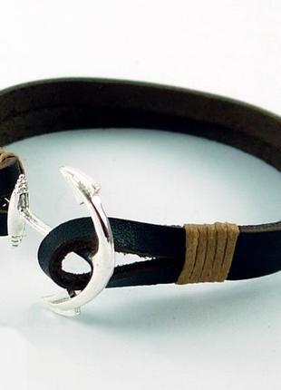 Кожаный браслет d333