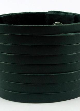 Кожаный браслет p602