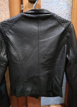 Куртка кожа atmosphere2 фото