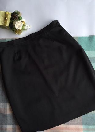 Фирменная атласная итальянская юбка versace classic v2 оригинал