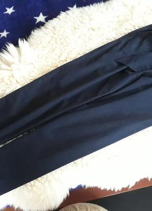 Трендовые брюки с высокой посадкой и завязками esprit