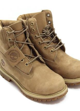 Ботинки для мальчиков timberland 7521 / размер: 35