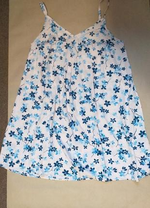 Сарафан платье размер 40, новое, легкое, воздушное