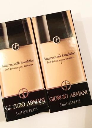 Тональный крем armani
