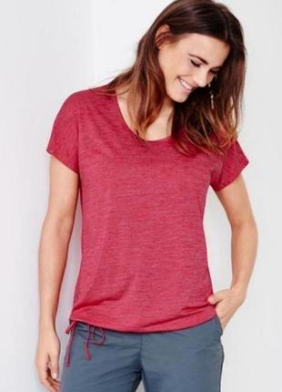 Удобная, комфортная спортивная футболка от бренда tcm tchibo. германия! оригинал!