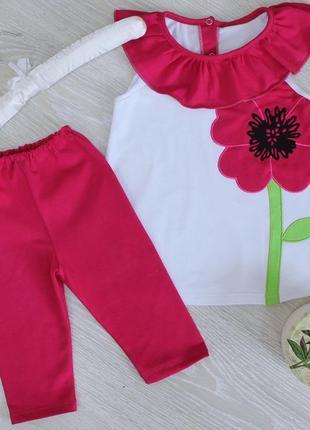 Детские летний костюм для девочки