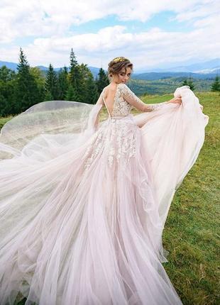 Шикарна сукня тм galina krasnova