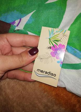 Новый комплект постельного белья meradiso renforce германия, 137 х 200 см3 фото