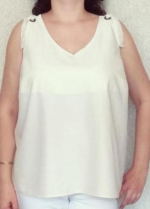 Лёгкая блуза 22р