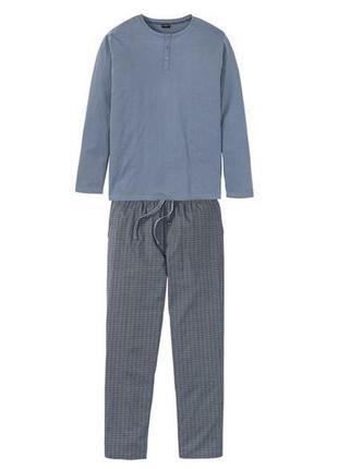 Хлопковая пижама.livergy/германия.56-58 xl