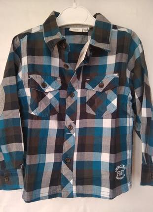 Рубашка name it  на 2-3 года