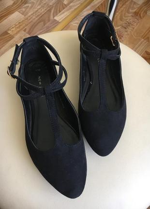 Туфельки балетки