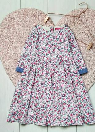 . 🔅пышное платье на подкладке на 7-8 лет 🔅