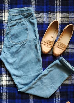 Классные светлые джинсы