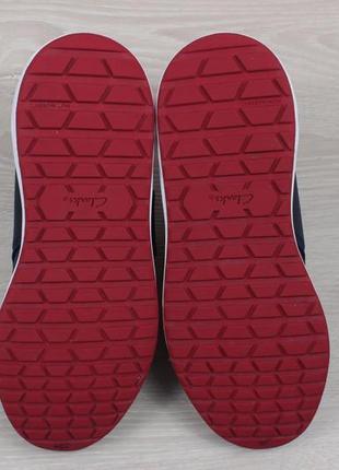 Детские кроссовки clarks оригинал, размер 32. 55 фото