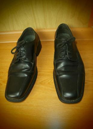Качественные туфли/натуральная кожа