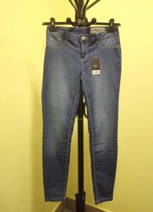 Синие джинсы esmara