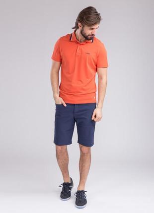 Спортивная футболка поло итальянской фирмы chervo, размер xl