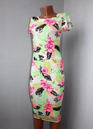 Брендове плаття жіноче сукня miss posh xs-m [великобританія] (платье женское)