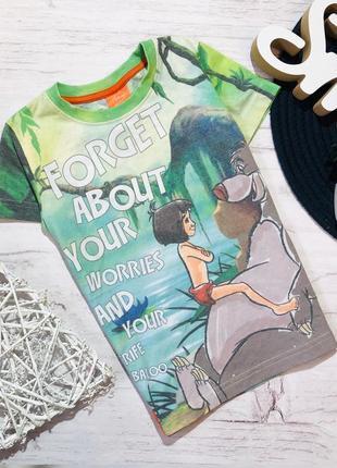 Классная футболка next 2-3 года (98) реально на 5-6 лет