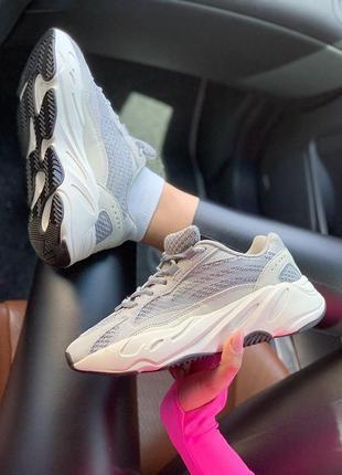 Крутые кроссовки adidas с рефлективными вставками -весна-лето-осень😍3 фото