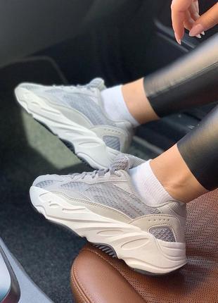 Крутые кроссовки adidas с рефлективными вставками -весна-лето-осень😍6 фото