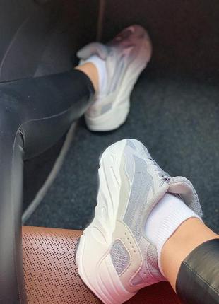 Крутые кроссовки adidas с рефлективными вставками -весна-лето-осень😍7 фото