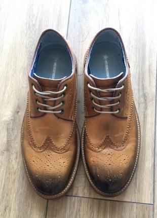 Мега крутые кожаные туфли оксфорды 💪🏼💪🏼💪🏼 по супер цене 🔥🔥🔥