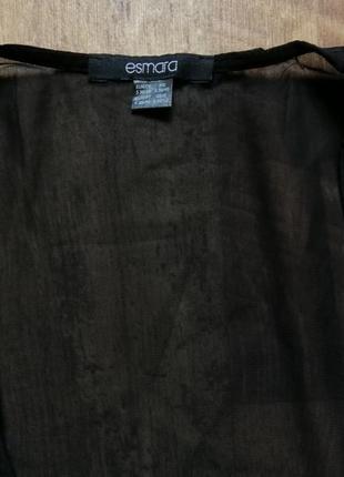 Летняя накидка кимоно оверсайз3 фото