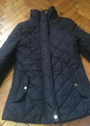 Стьогана весняна курточка