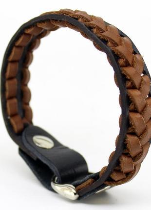Кожаный браслет l741