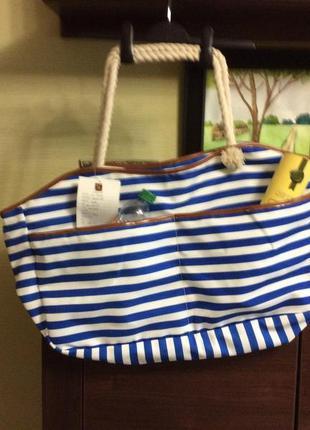 Очень большая сумка для пляжа, для спорта...