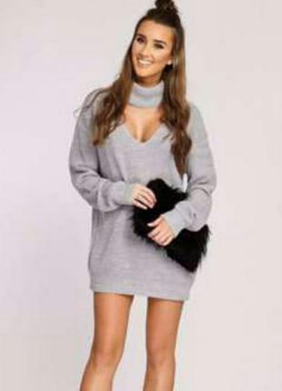 d9e7ad76be4 Вязаные платья оверсайз 2019 - купить недорого вещи в интернет ...