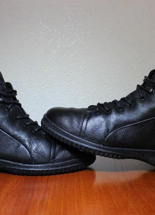 Ботинки ecco soft оригинал
