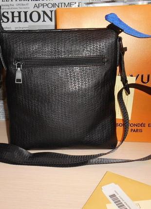Сумка мужская планшетка  в стиле louis vuitton кожа, франция 3910-23 фото