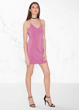 Платье новое сарафан бельевой стиль мини по фигуре с биркой xs s m