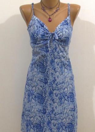 Модный сарафан от blue motion размер: 46-м