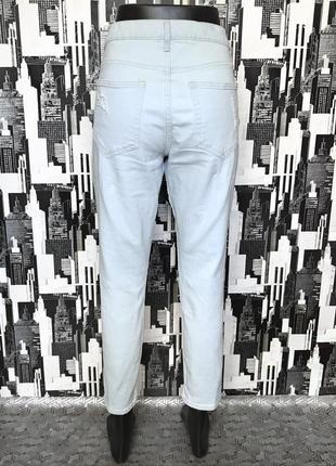 624 фирменные рваные джинсы гёрлфренды дорого бренда gap2 фото