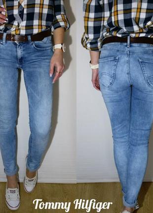 Бомбовые джинсы tommy hilfiger