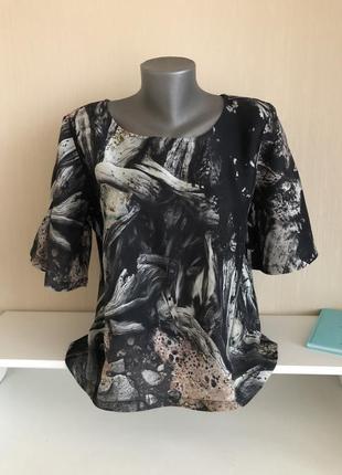 Шёлковая блузка axsm