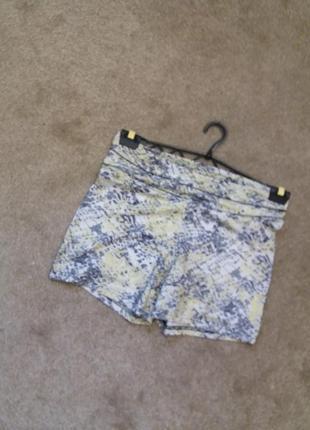 Бомбезные стрейчевые шорты--бренд--energetics-14\16